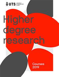 Higher degree search courses 2019 cover