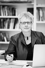 Professor Louise McWhinnie. Dean: Faculty of Transdisciplinary Innovation