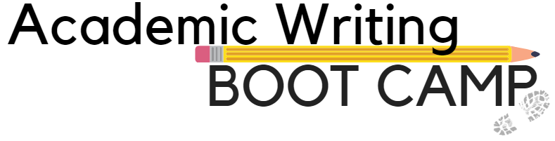 Academic Writing Boot Camp
