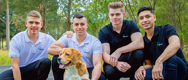 UTS startup PETspot team