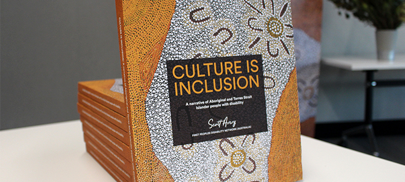 Culture is inclusion book