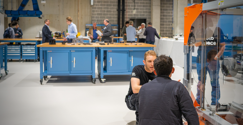 ProtoSpace Industry Engagement Event