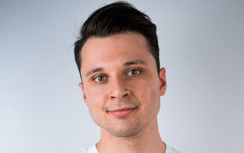 Subchat co-founder Peter Graham