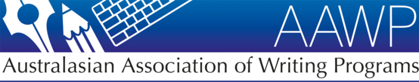 Australasian Association of Writing Programs logo