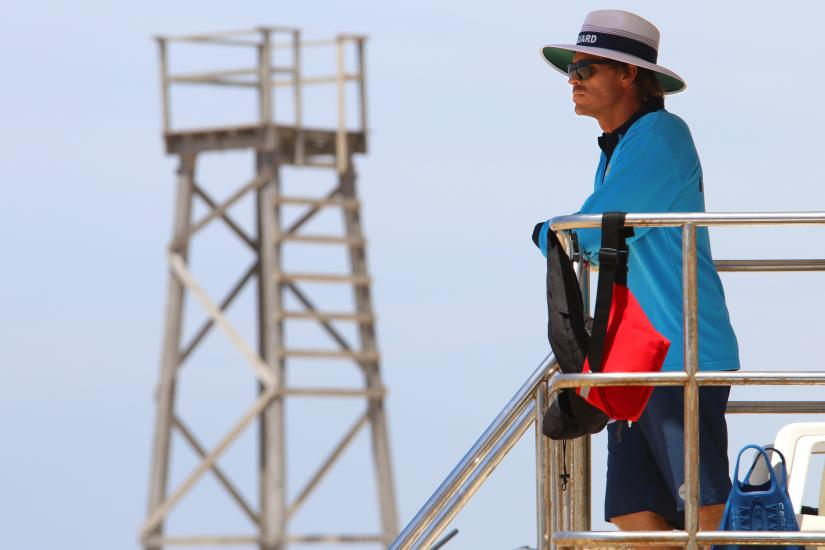Smart tech to help improve beach safety