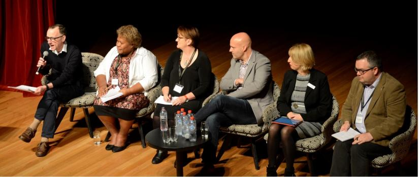 Picture of panelists