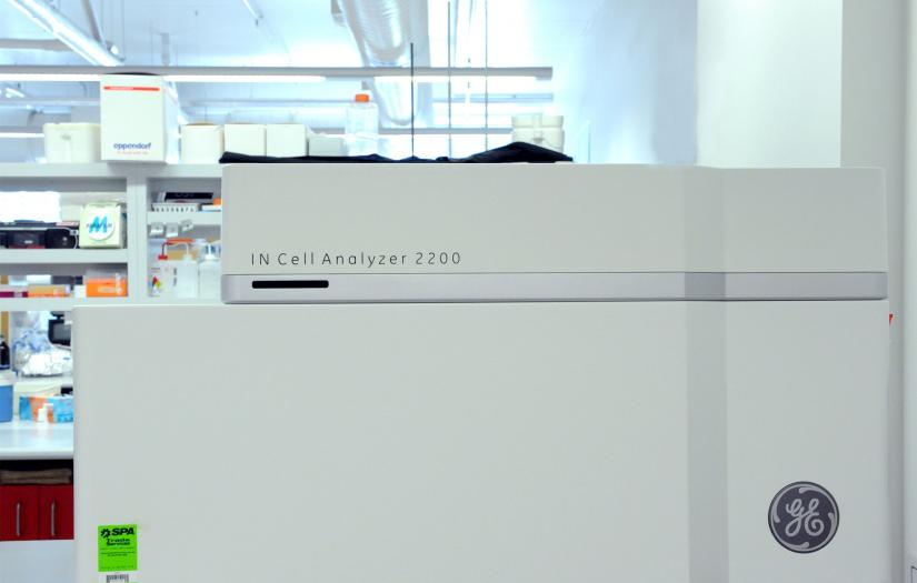 BD Biosciences Influx mariner rapid cell sorter cytometer
