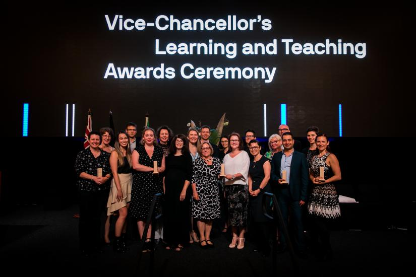 UTS Learning and Teaching Award Winners 2018