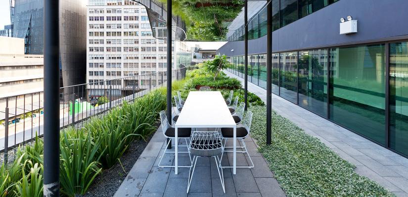 Building 7 terrace
