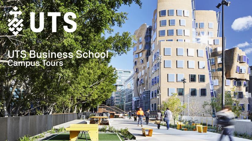 UTS Business School Campus Tour