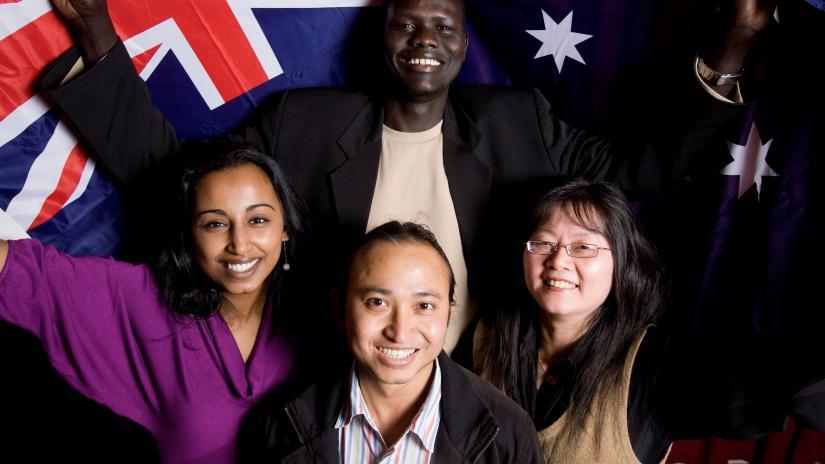 diversity Australians