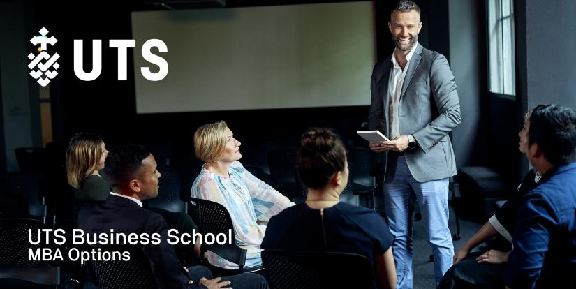 UTS Business School - MBA Options