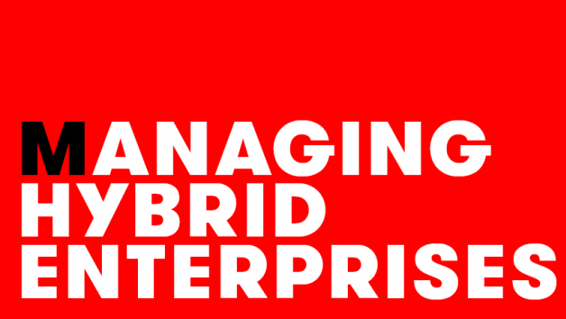 Managing Hybrid Enterprises