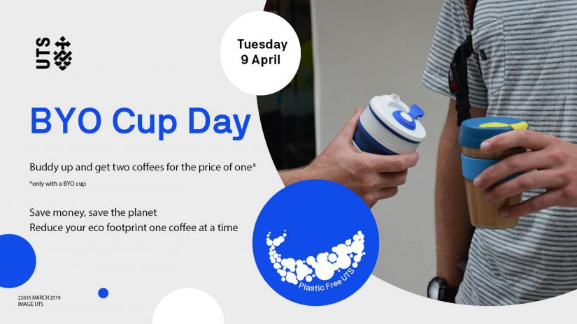 BYO Cup Day image