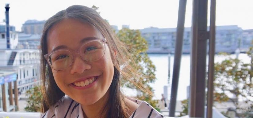 UTS TDI BCII Student Melanie Wong