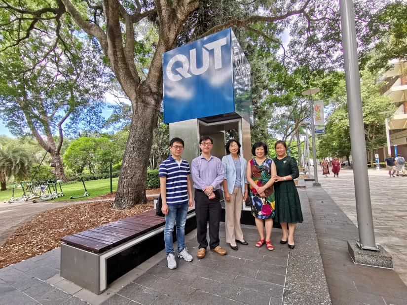 QUT's AI-Based Data Analytics Group