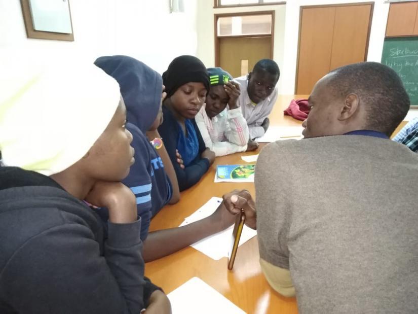 Macheo Mentoring Programme