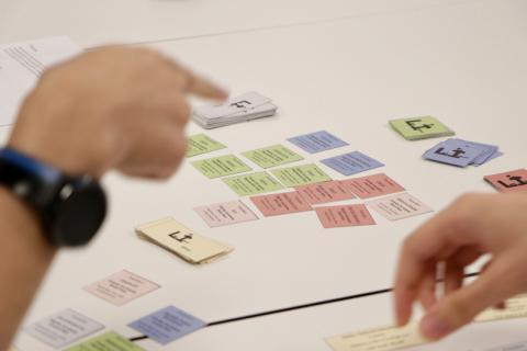 Gamification of participatory modelling process