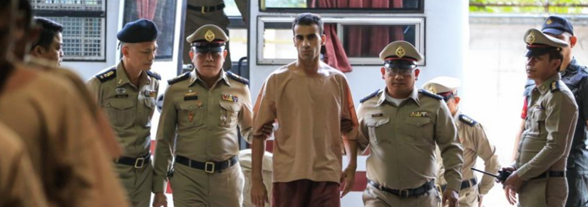 Hakeem Al-Araibi detained