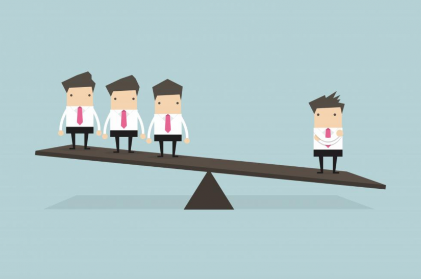 CEO pay balance