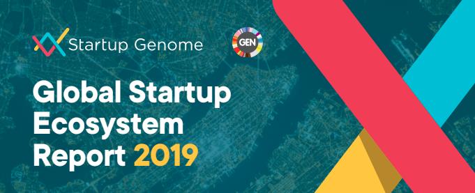 Startup Genome Report 2019 Cover