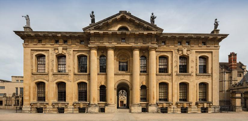 Building of the University of Oxford
