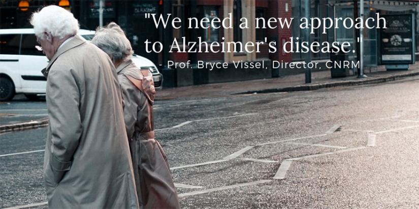 We need a new approach to Alzheimer's disease - Professor Bryce Vissel