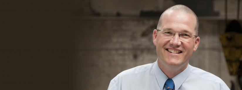 Profile image of David Currow,  photo by Karen Mork.
