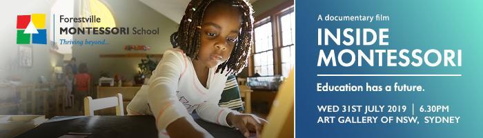 Inside Montessori - Education Has a Future flyer