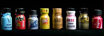 Poppers in a row
