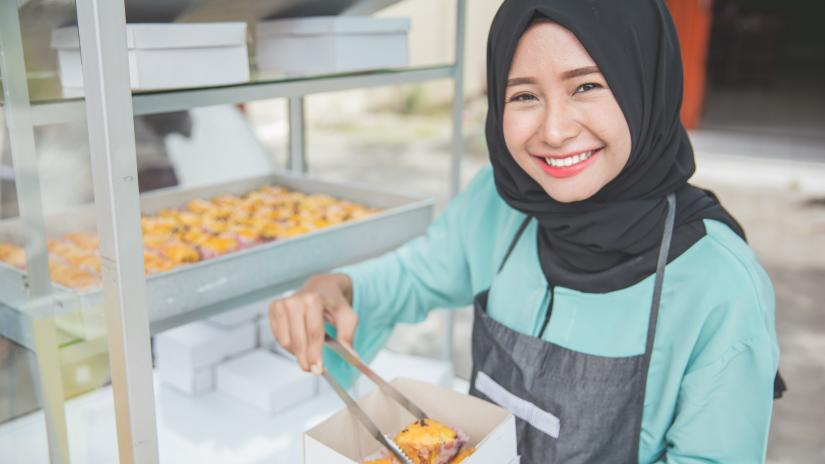 refugee entrepreneur