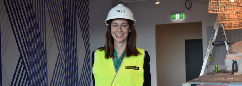 Image of 100 Broadway project manager Deborah Bates
