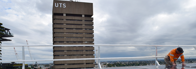 Image of UTS Tower