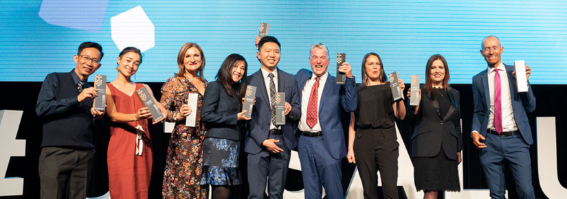 UTS Alumni Award recipients 2018