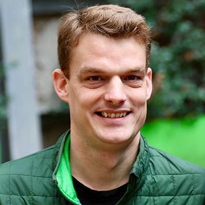 WallSync founder headshot