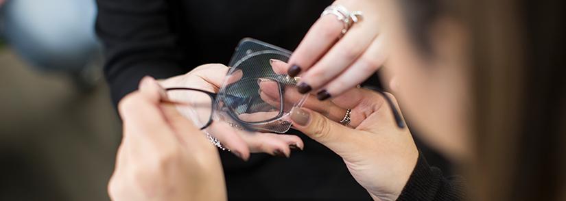 Prescribing glasses