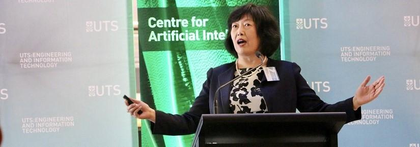 Professor Jie Lu