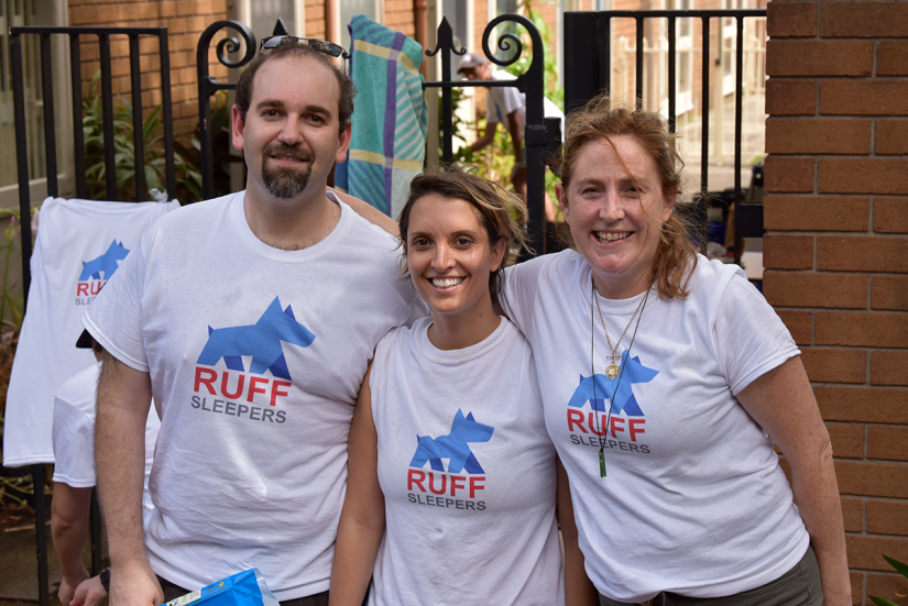 The team at Ruff Sleepers
