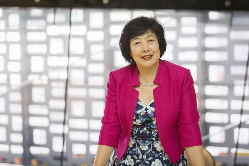 Distinguished Professor Jie Lu