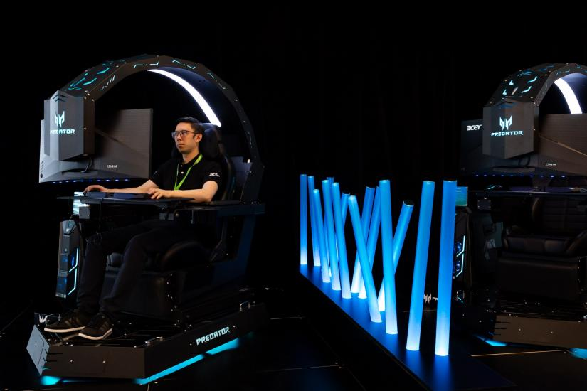 Acer Predator Gaming technology supports UTS innovation