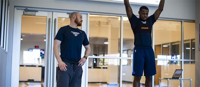 High performance sport training