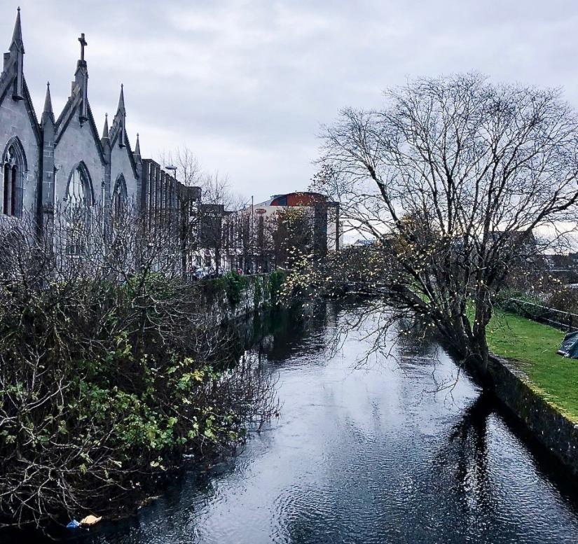 Galway University exchange