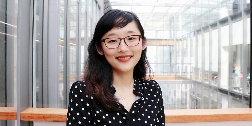 Dr Xiaoyue (Luna) Xu profile