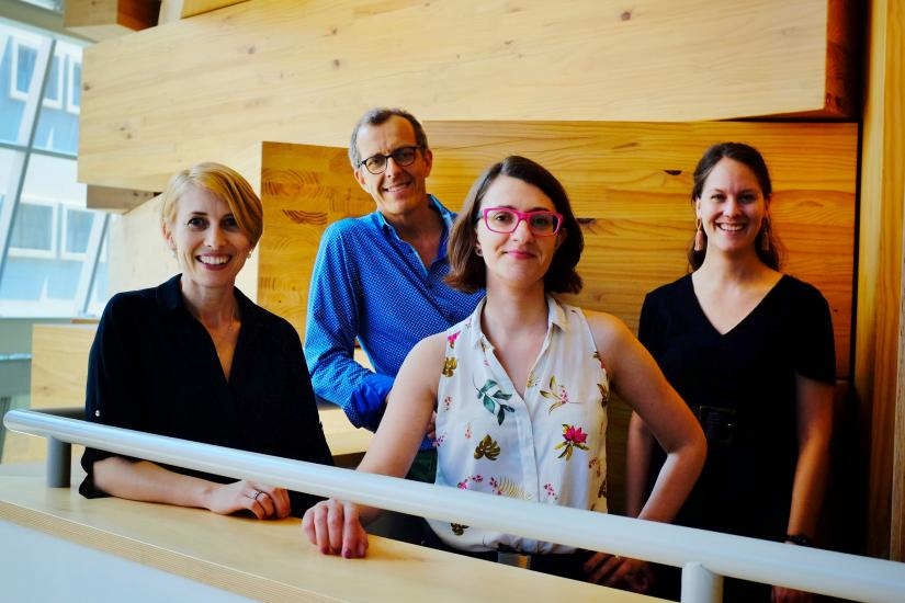 Australian Phd Students Named Stanford Innovation Fellows University Of Technology Sydney