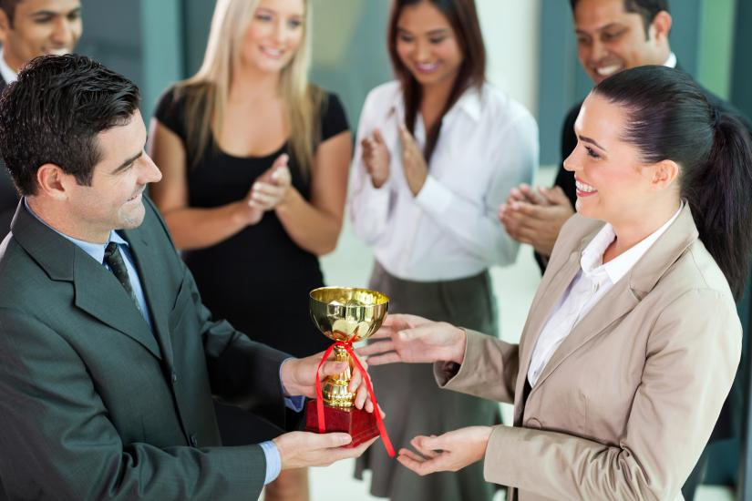 workplace reward
