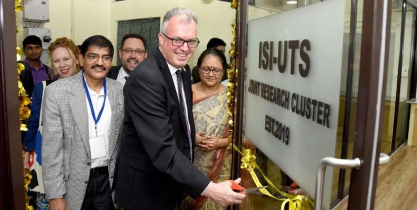 ISI and UTS partnership