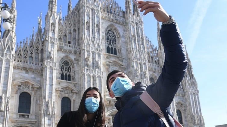 Italy tourists coronavirus