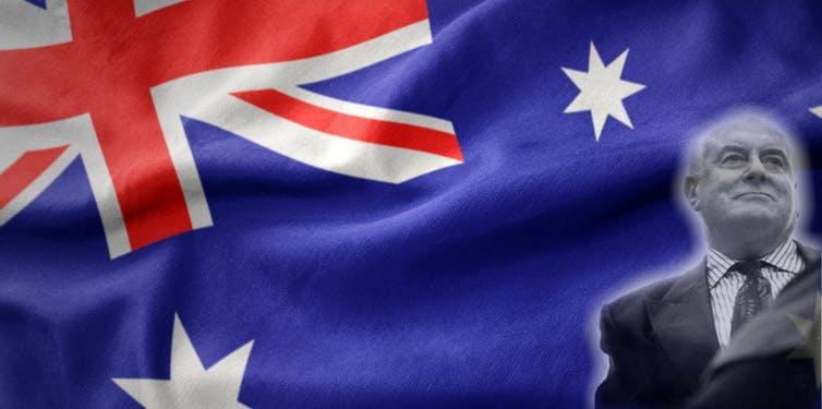 Whitlam flag