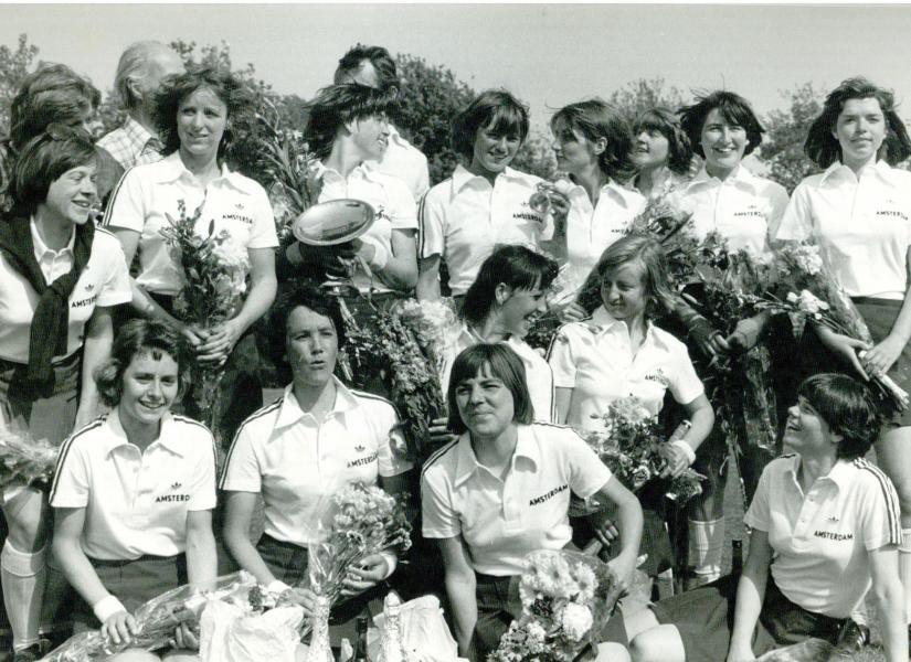Dutch hockey team 1976