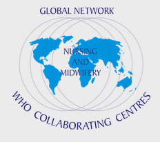 global network WHO logo
